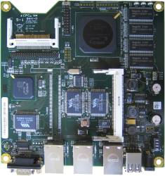 Abbildung PC Engines ALIX 2D3 System Board