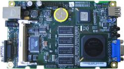 Abbildung PC Engines ALIX 3D3 System Board