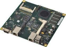 Abbildung PC Engines ALIX 6F2 System Board